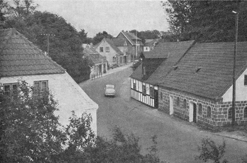 Den gamle mølle i Terndrup