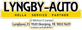 Lyngby-Auto Michael V. Larsen