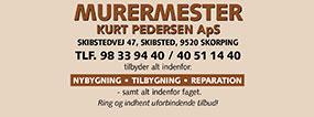 Murermester Kurt Pedersen ApS